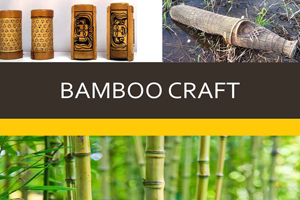 Bamboo Workshop 19th Nov 2019