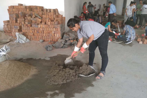 Brick Workshop 16th Nov 2019