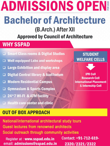 Best Architecture Colleges In Nagpur Top Architecture Colleges In Nagpur Sspad